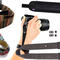 Best camera straps for travellers under 400 in India 2019