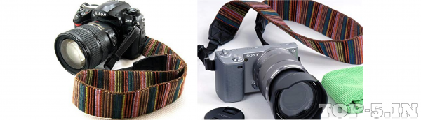 Electomania Universal Camera Neck Straps