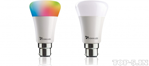 Syska Smart Light LED Bulb