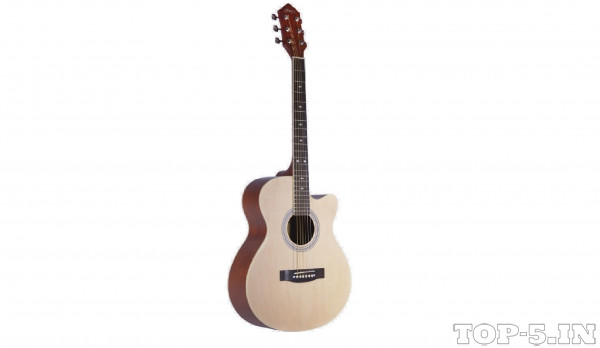 Hertz HZA 4010 Linden Wood Acoustic Guitar