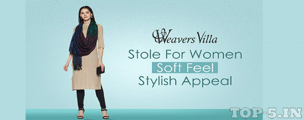Weavers Villa Women Stole