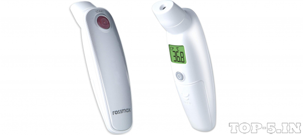 Rossmax HA500 Temple Thermometer