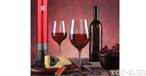 Waerator 3-in-1 Automatic Electric Wine Opener