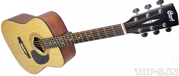 Cort AD810-OP Acoustic Guitar, Brown