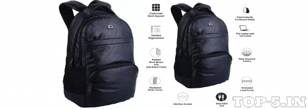 Gear Vintage2 Anti Theft Laptop Backpack