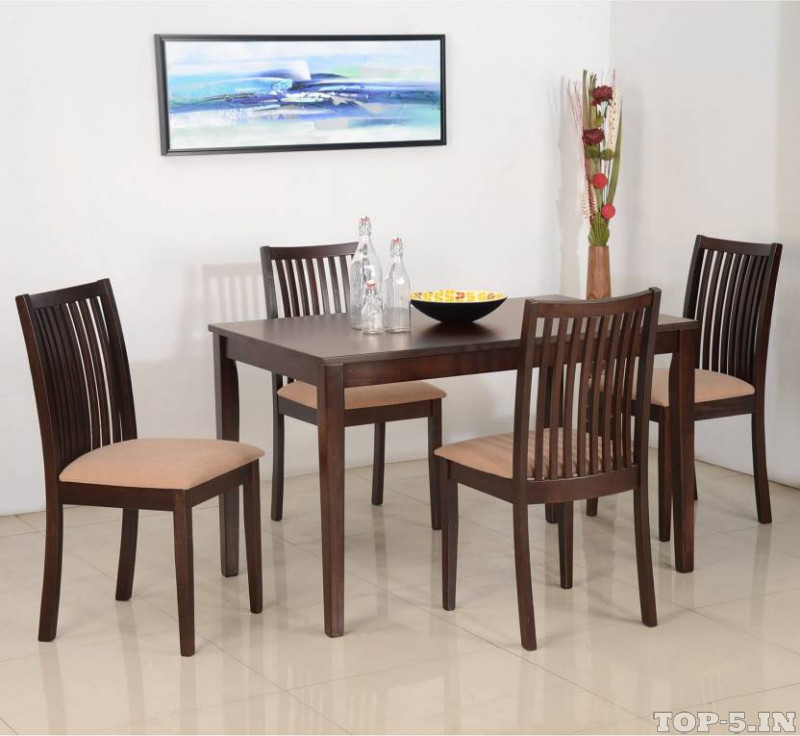 Nilkamal Berry Four Seater Dining Sets