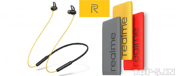Realme Buds Wireless Earphones