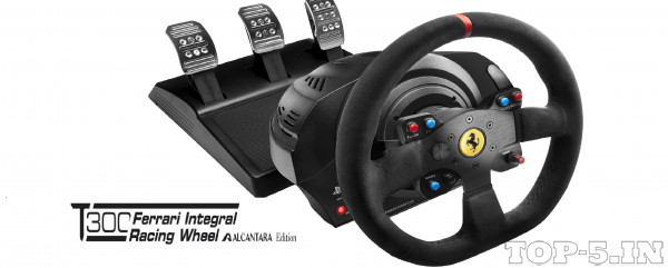 Thrustmaster VG T300 Ferrari - Alcantara Edition Racing Wheel