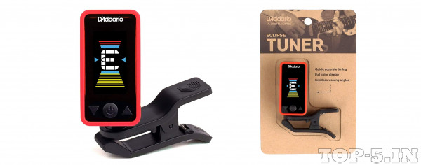 Planet Waves PW-CT-17RD Eclipse Headstock Tuner