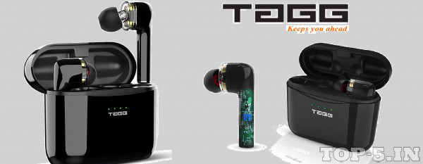 TAGG ZeroG Truly Wireless Earbuds