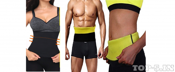 MARK AMPLE Sweat Shaper Belt
