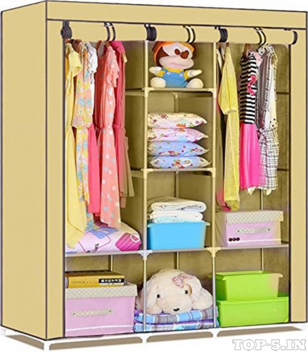 Continental Collapsible Wardrobe