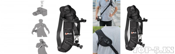 Focus F-1 Anti-Slip Neck Strap For Camera