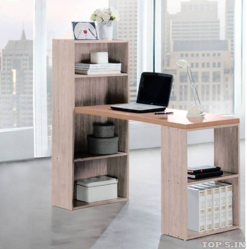 Woodness Chicago Study Table