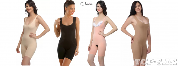 Clovia Women Laser-Cut Shapewear